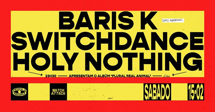 Holy Nothing :: Baris K :: Switchdance