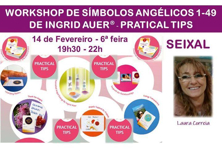 Seixal   Workshop de Símbolos Angélicos 1-49 de Ingrid Auer®