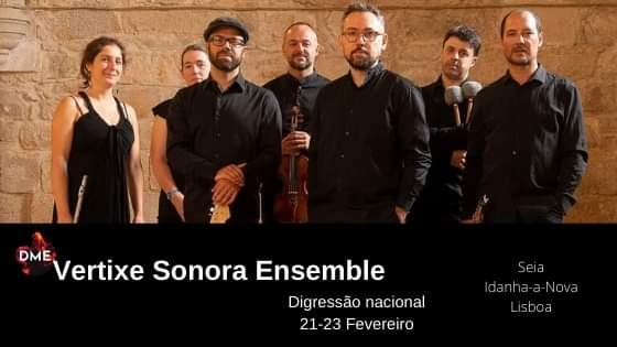 Digressão • Vertixe Sonora Ensemble