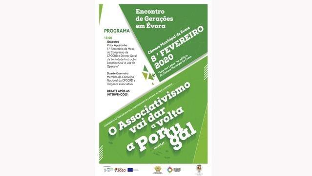 """""""O Associativismo vai dar volta a Portugal"""""""