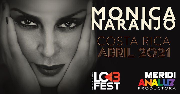 Mónica Naranjo Concierto Costa Rica Oficial