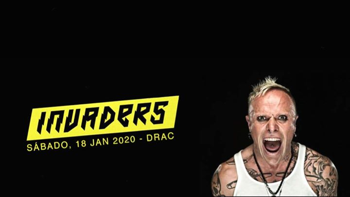 Invaders *The Prodigy Live Tribute* - DRAC