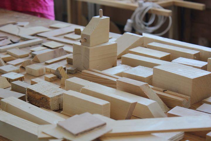 Bichos carpinteiros // Oficina de marcenaria para crianças