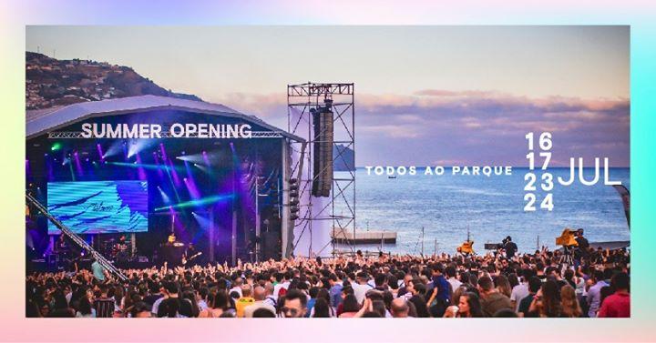 Summer Opening 2021
