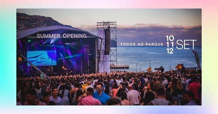Summer Opening 2020