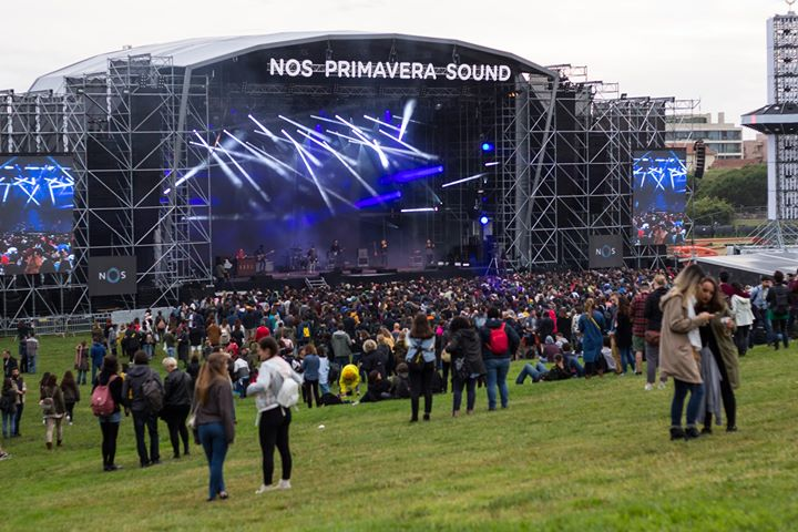 NOS Primavera Sound 2021 Porto