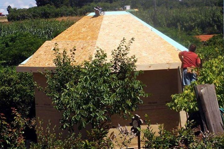 Curso de Construção de Casas em Madeira