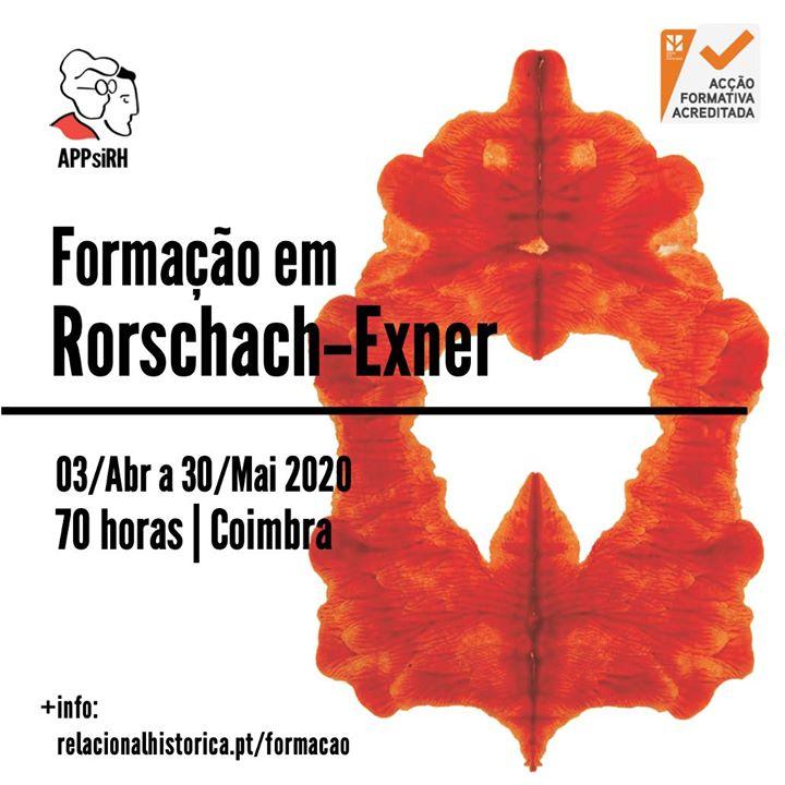 Formação | Teste de Rorschach-Exner