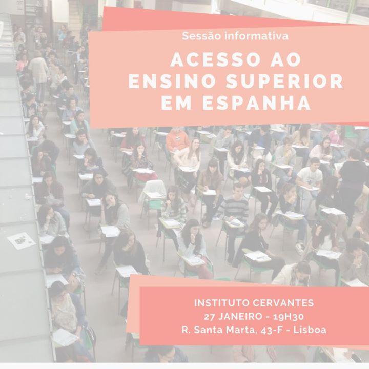 Candidatura às universidades em Espanha