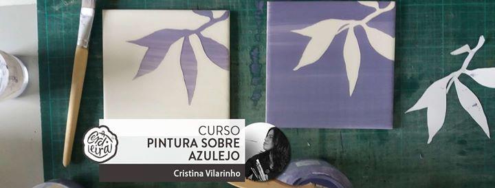 Curso pintura sobre Azulejo | Tile painting