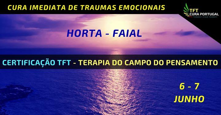TFT - Cura imediata de Traumas Emocionais, Horta - Faial