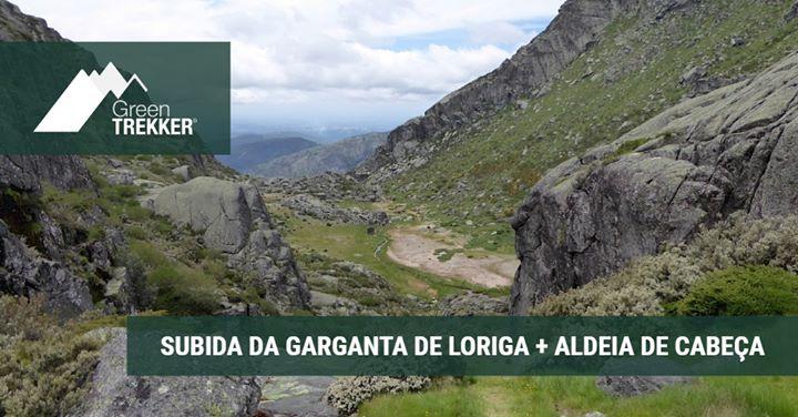 Subida da Garganta de Loriga + Aldeia de Cabeça