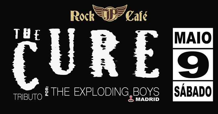 The CURE Tributo
