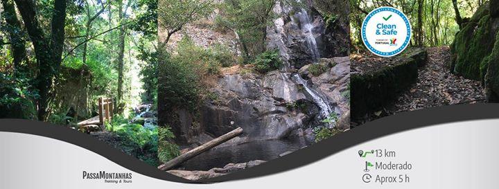 Cascata da Pedra da Ferida