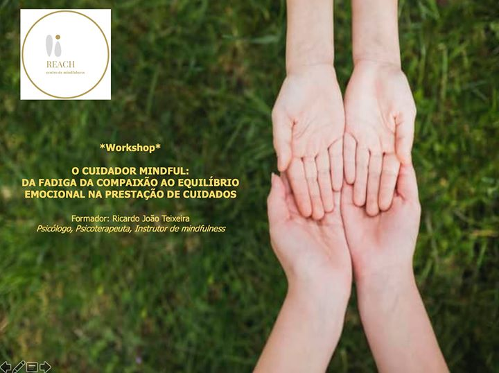 Workshop o cuidador mindful