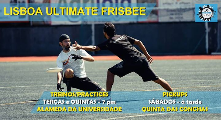 Lisbon Ultimate Frisbee Training - 41 (2019/20)