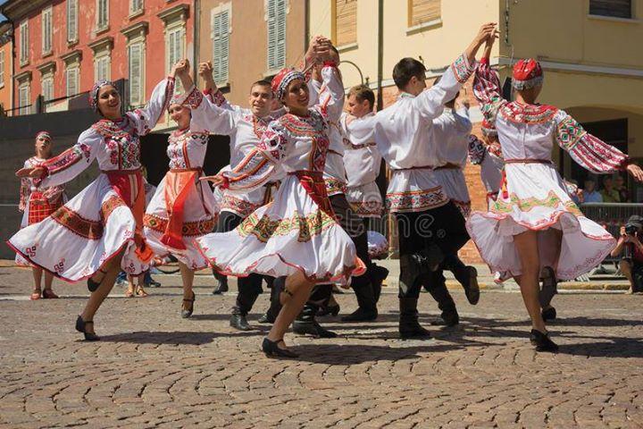 Oficina de Danças Tradicionais