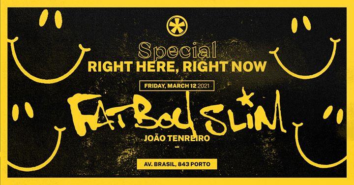 Fatboy Slim x João Tenreiro
