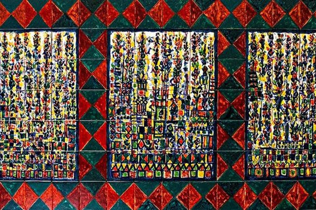 A Cerâmica na Obra de Manuel Cargaleiro