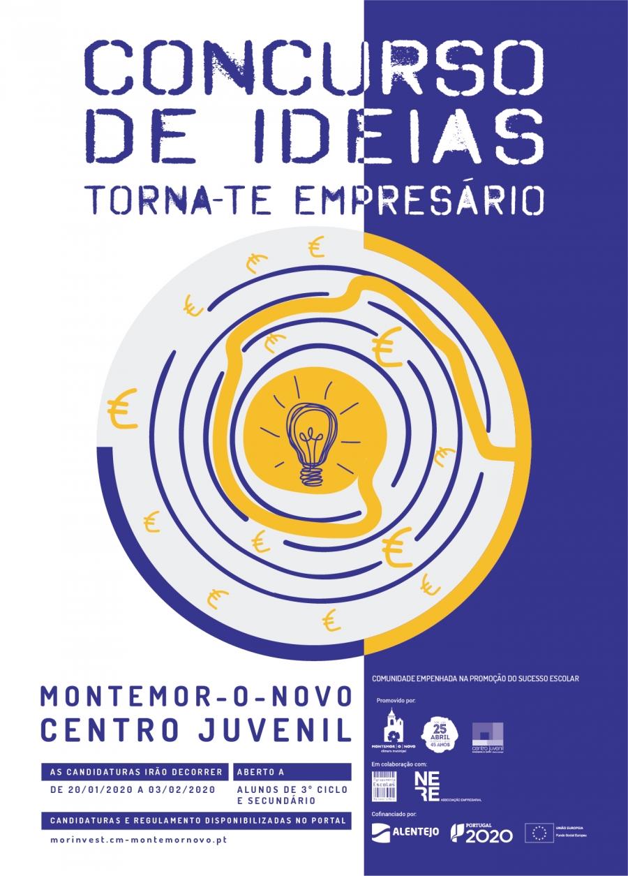 Concurso de Ideias - Torna-te Empresário