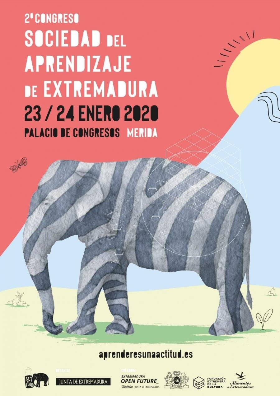2º Congreso Sociedad del Aprendizaje de Extremadura