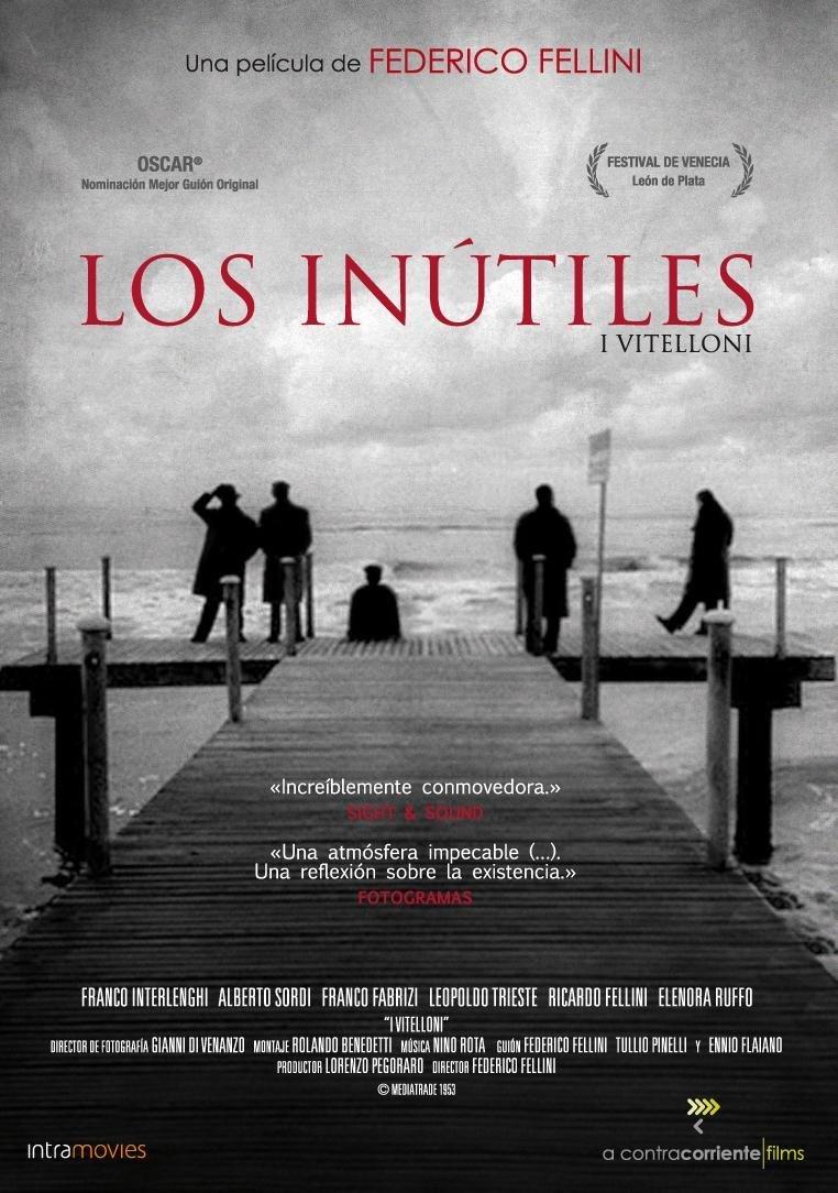 Cine Filmoteca: «Los inútiles»