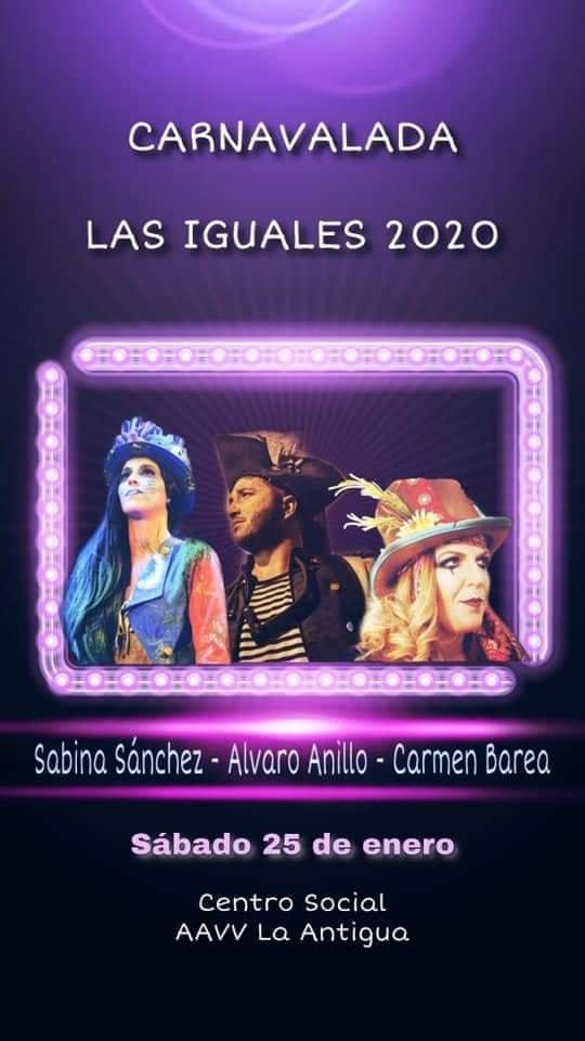 Carnavalada Las Iguales 2020