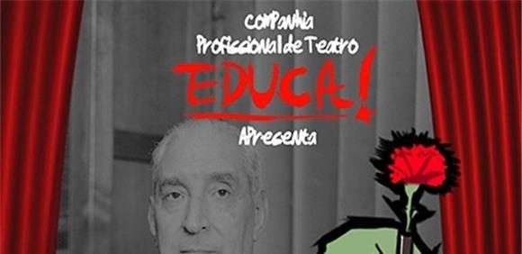 Teatro aos Sábados '25 de Abril – História de uma Revolução' (para famílias)