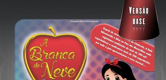 Teatro aos Sábados 'A Branca de Neve ' [para crianças e famílias (1º Ciclo)]