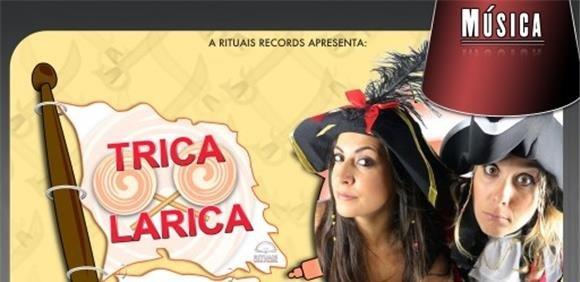 Teatro aos Sábados 'Trica Larica' (para famílias)
