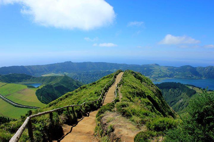 A Ilha Verde de S. Miguel - Açores