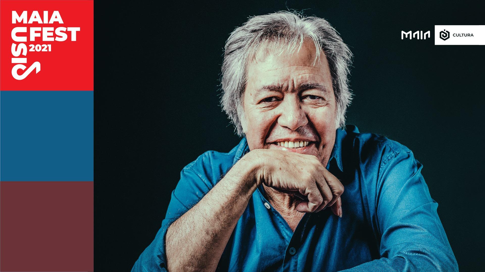 Sérgio Godinho - MaiaFest Music