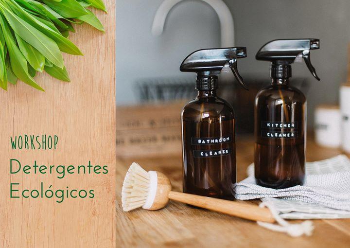 Detergentes Ecológicos | Workshop