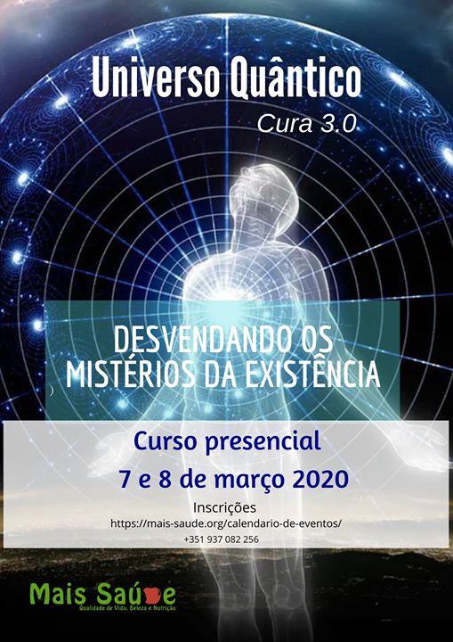 Curso Universo Quântico - Cura 3.0