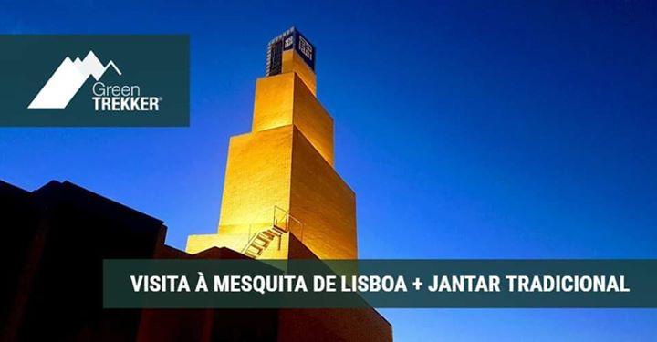 Visita à Mesquita de Lisboa + Jantar tradicional