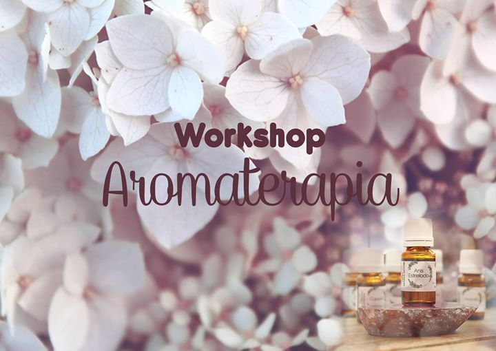 Workshop Aromaterapia
