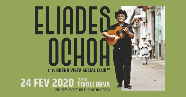Eliades Ochoa - dos Buena Vista Social Club