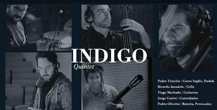 Indigo Quintet [Concerto]