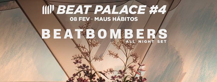 Beat Palace #4 Dj Ride & Stereossauro all night se