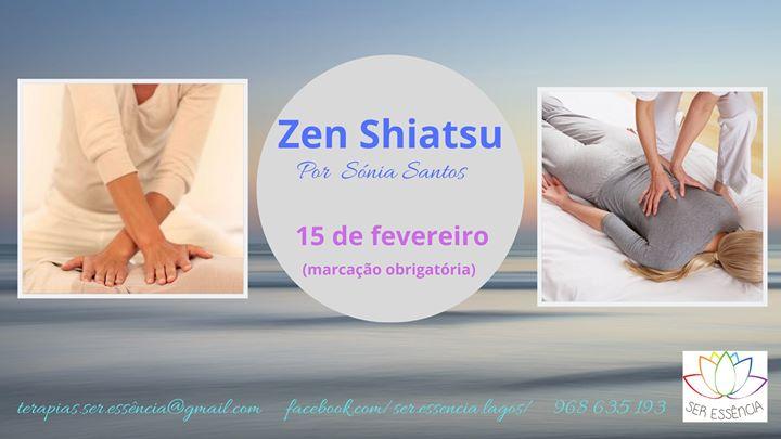 Terapia Zen Shiatsu