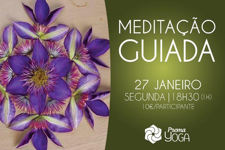 Sessão de Meditação Guiada