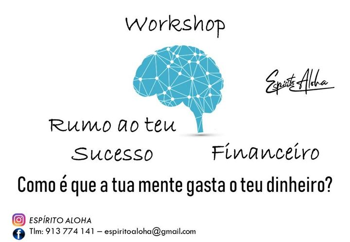 WorkShop Rumo ao teu Sucesso Financeiro - Odivelas