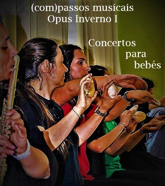 Opus Inverno II – Concerto para bebés, por ...