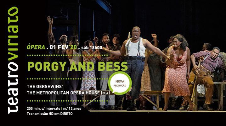 Porgy and Bess - Met Opera in HD