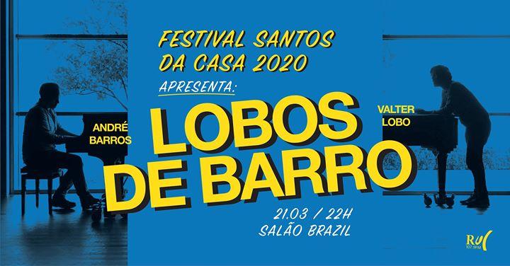 Lobos de Barro - Salão Brazil (FSdC2020)