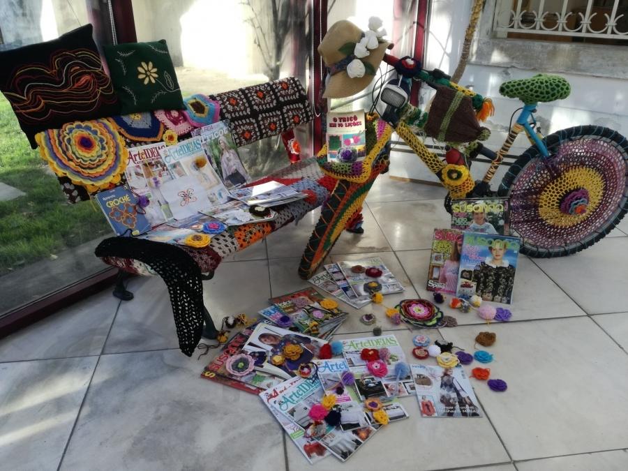 Quartas de tricô e outras coisas…