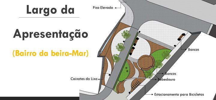 Reflexão sobre o Espaço Público: o Largo da Apresentação, Aveiro