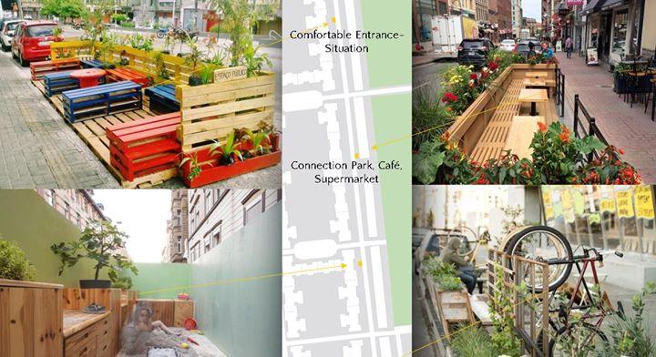 Reflexão sobre o Espaço Público: Rua de Espinho, Santiago