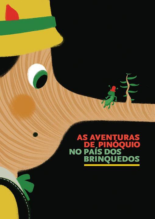Aventuras de Pinóquio no País dos Brinquedos - Formiga Rabiga