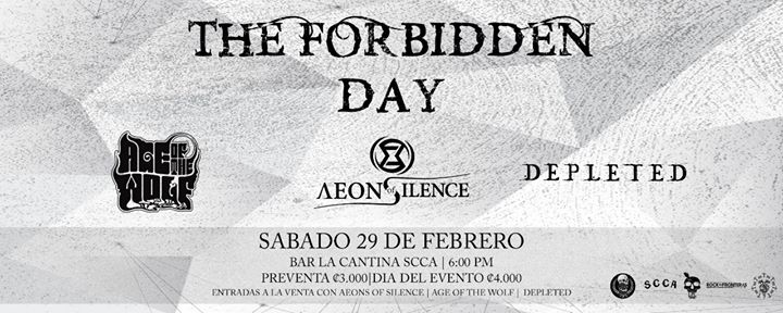 The Forbidden Day - AoS Depleted AOTW